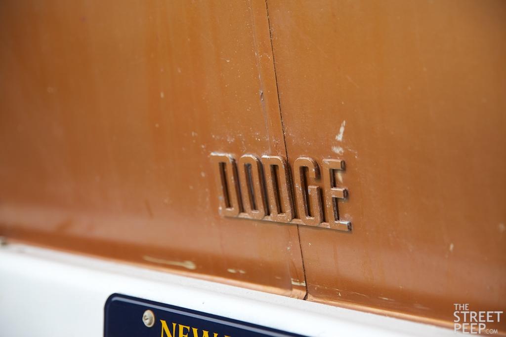 THE STREET PEEP: 1970 Glastron Dodge M300 Motorhome