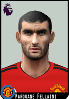 PES 6 Faces Marouane Fellaini by Dewatupai