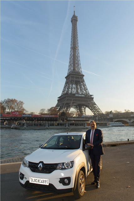 Image 3 - Mr. Sumit Sawhney, Country CEO and Managing Director, Renault India Operations