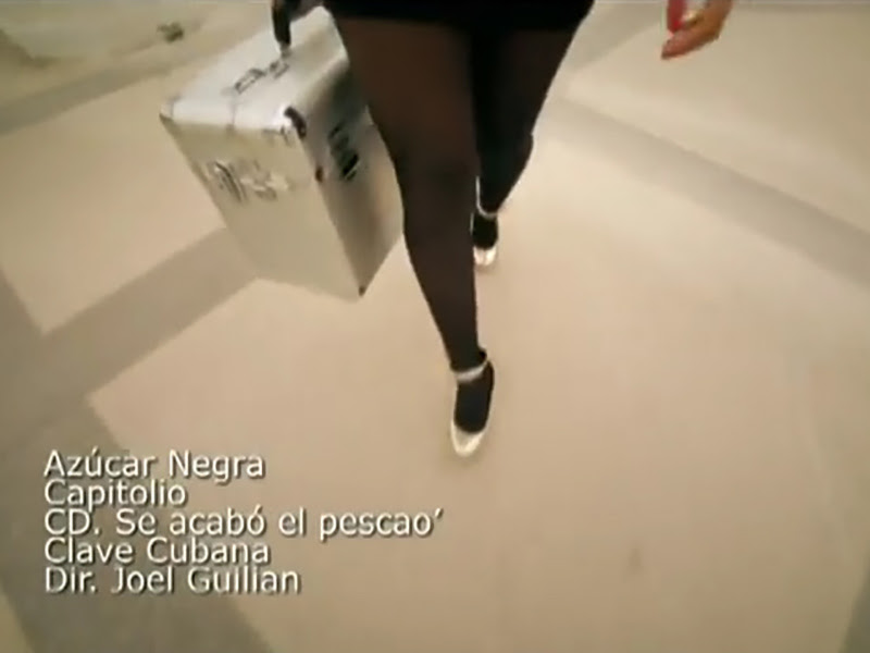 Azúcar Negra - ¨Capitolio¨ - Videoclip - Dirección: Joel Guilian. Portal Del Vídeo Clip Cubano