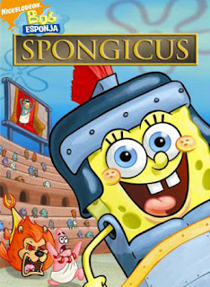 Bob Esponja: Spongicus - DVDRip Dublado