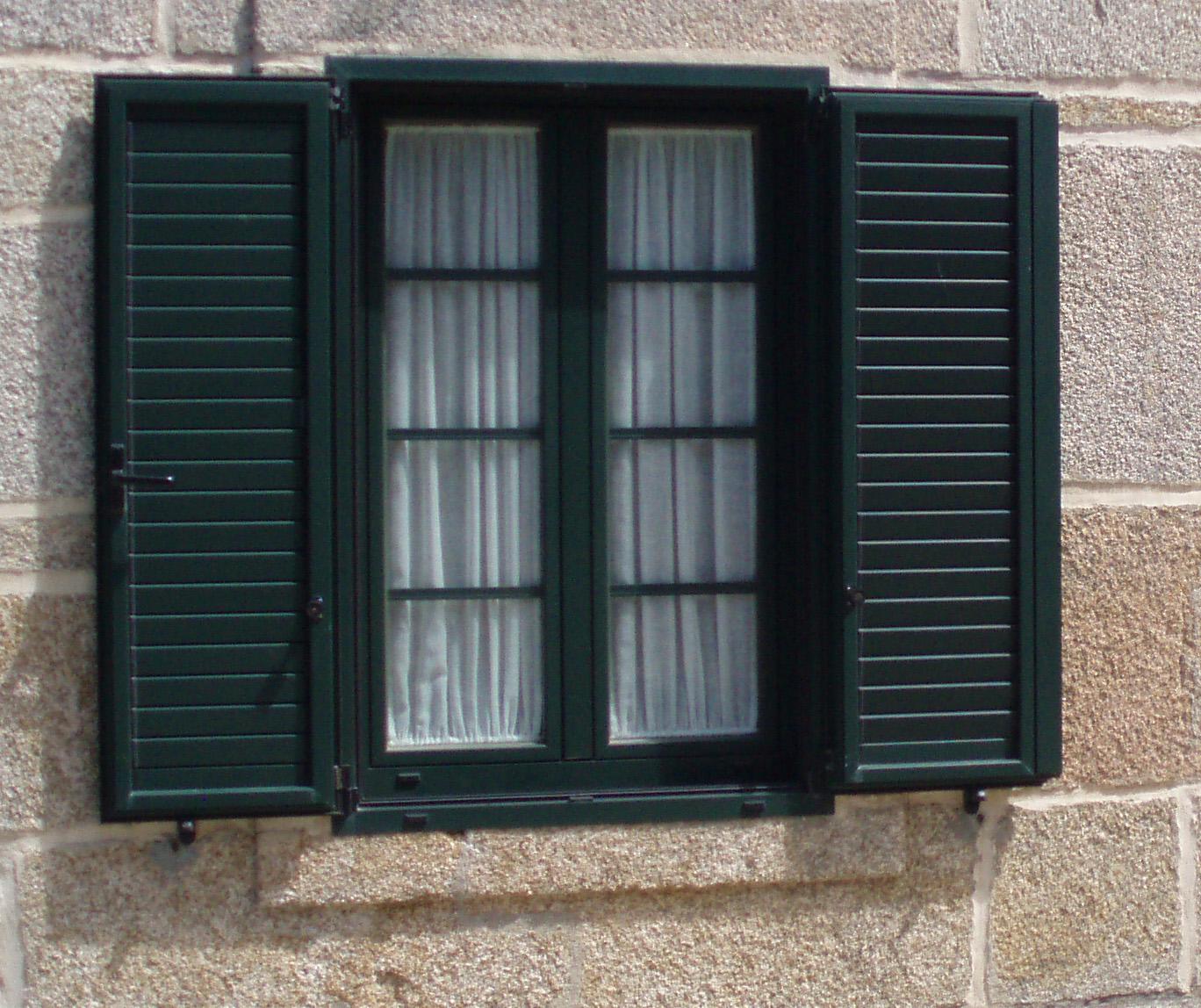 Acabados suplementos remates en las ventanas de pvc - Ventanas de pvc en cantabria ...