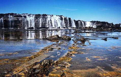 Objek wisata pantai sawarna banten
