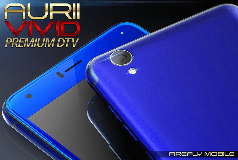Firefly Aurii Vivid Premium DTV Now Official, Priced At PHP 3899