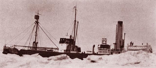 SS Baychimo