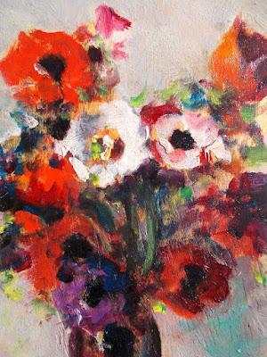 Corrado Michelozzi - dipinto a olio su tavola - arte - gruppo Labronico - annunci