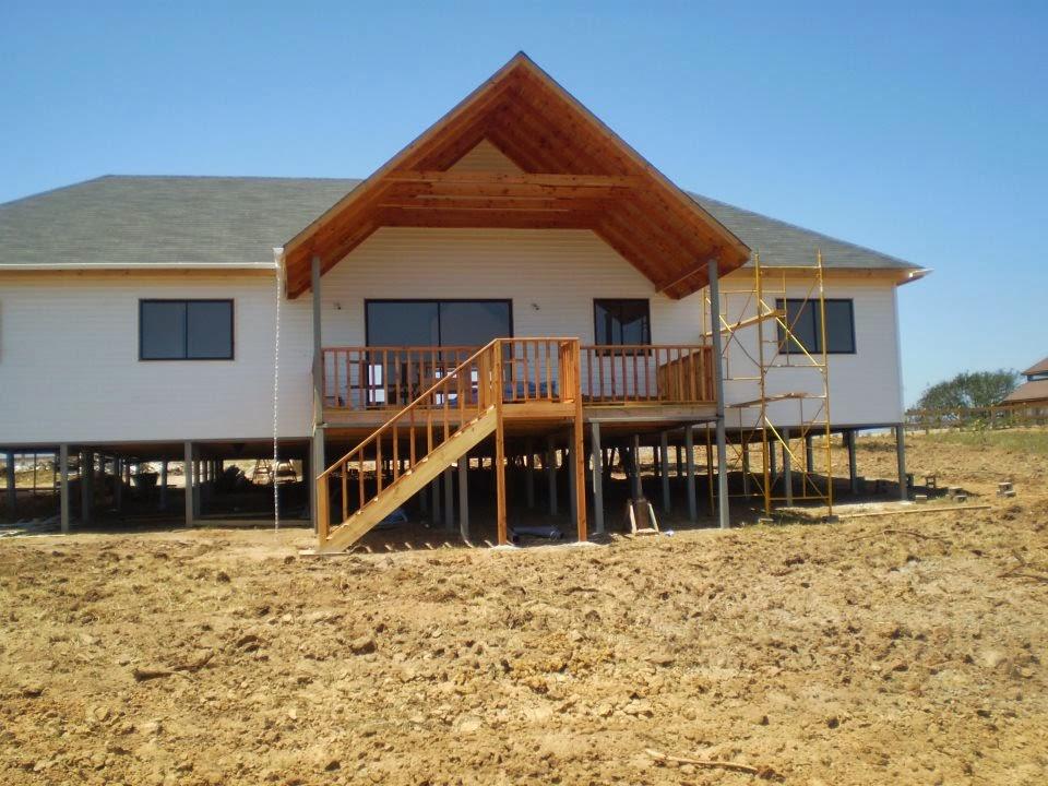 construccion casa prefabricada isis