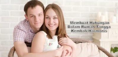 Hubungan Intim Suami Istri Kunci Keharmonisan Rumah Tangga