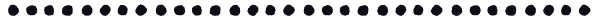 シンプルなライン素材(点線)