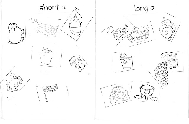 A Place Called Kindergarten: Reading & Writing Notebooks
