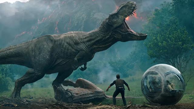 Análise Crítica – Jurassic World: Reino Ameaçado