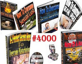 How to stop masturbation Ebook