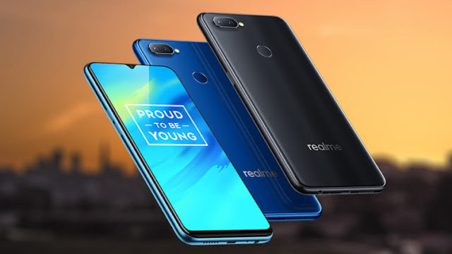 RealMe 3 - Price, Full Specification & Features (2019)