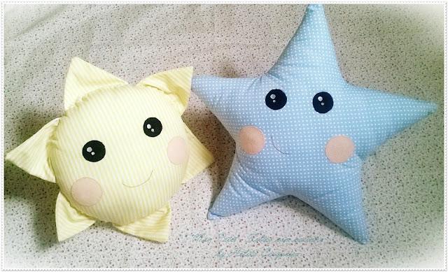 almofadas decorativas-sol-estrela-decoração-decor