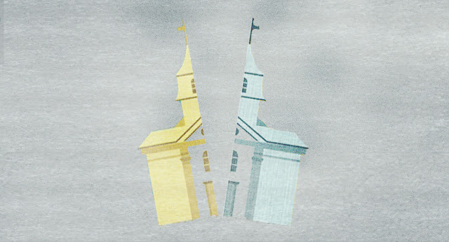 Why The Church Is Divided