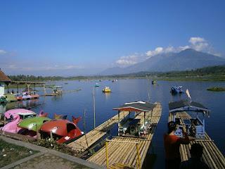 Wisata Situ Bagenit