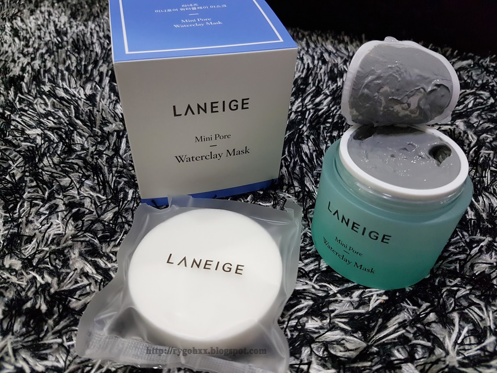 Titlereview Shop Laneige Beauty Products Sephora Beautiful Life Wateclay Mask Do You Know That Skin Surrounding The Pores Will Become Enlarge Due To Stress And Environmental Pollution Furthermore With Makeup Residue It Also