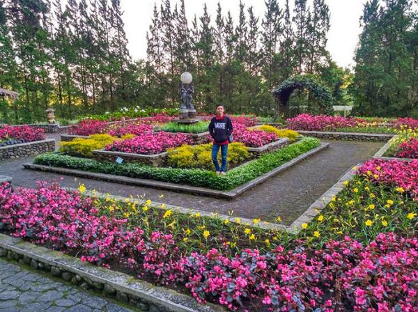 wisata keluarga di bogor merlimba garden