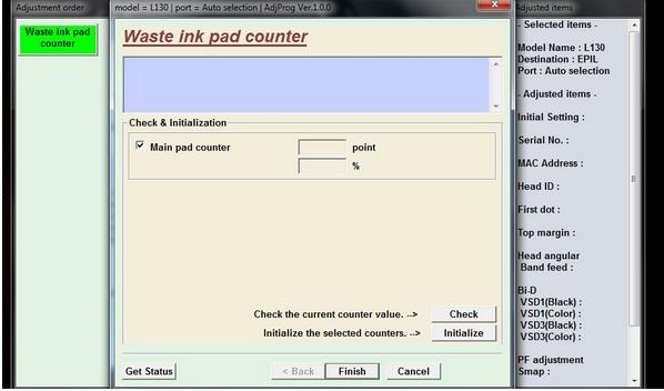 Download Resetter Epson L130 L220 L310 L360 L365 Terbaru