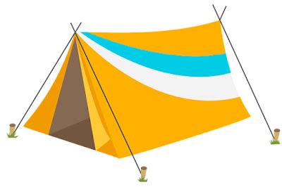 macam macam tenda untuk berkemah atau camping