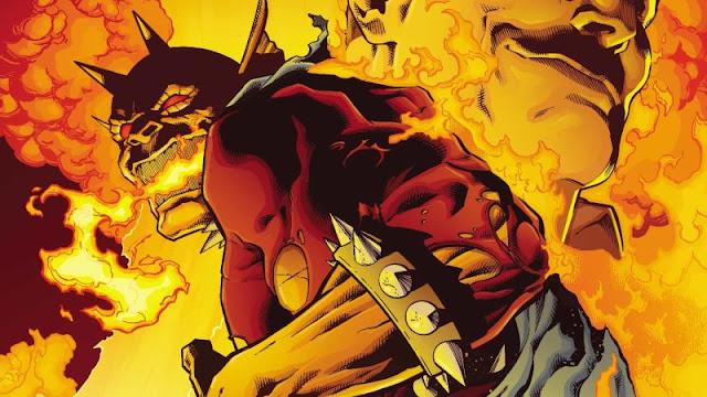 Superhero Berkekuatan Api dari DC Comics fire dc comics