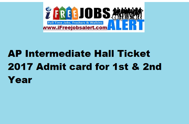inter 2nd year hall ticket 2015