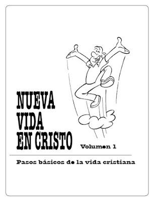 Marcos Robinson-Nueva Vida En Cristo-Vol 1-