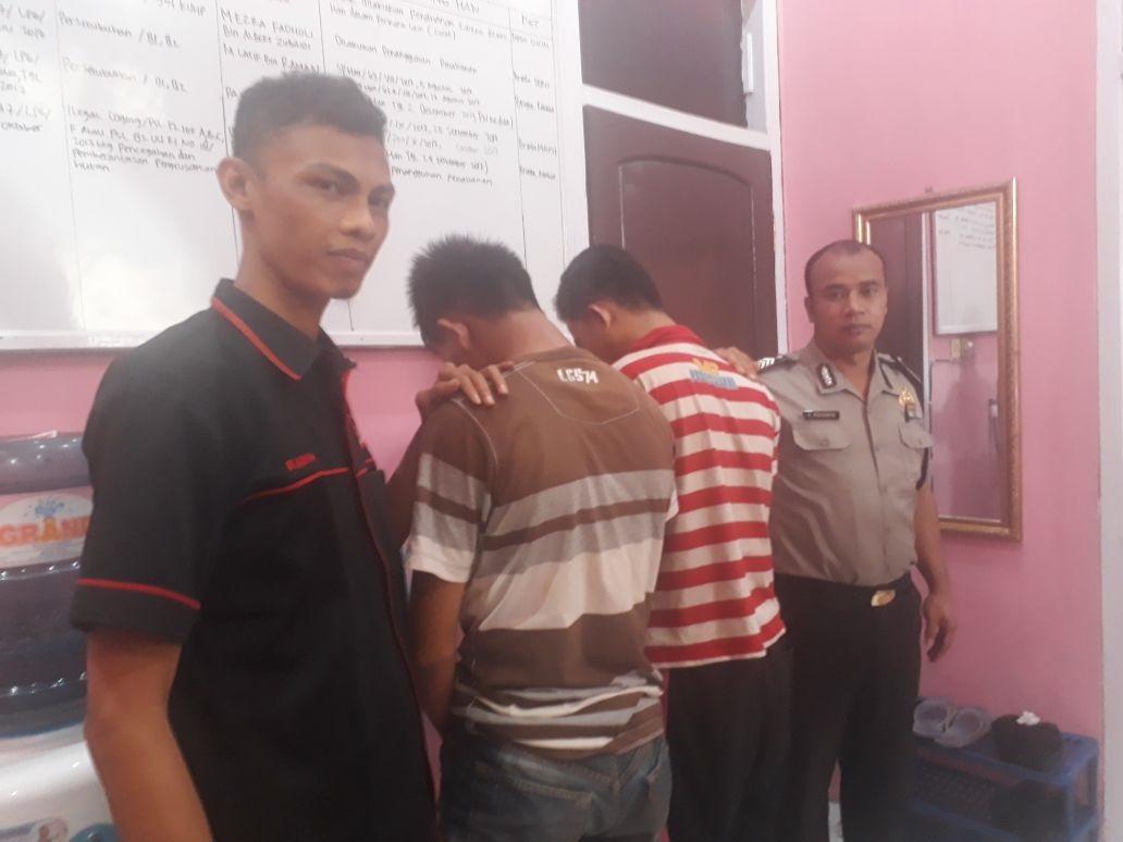 Seorang Pelajar Di Tanggamus Ditangkap Polisi Lakukan Curas