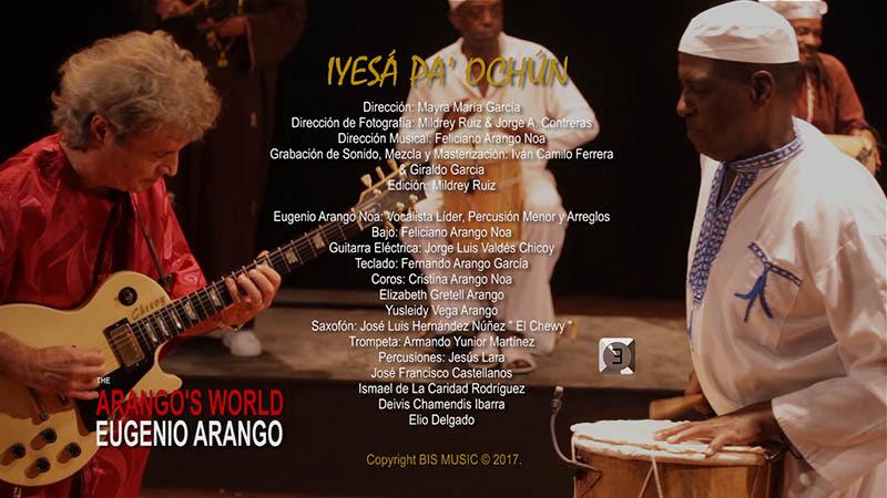 Los Hermanos Arango - ¨Iyesá pá Ochún¨ - Videoclip - Dirección: Mayra María García. Portal Del Vídeo Clip Cubano