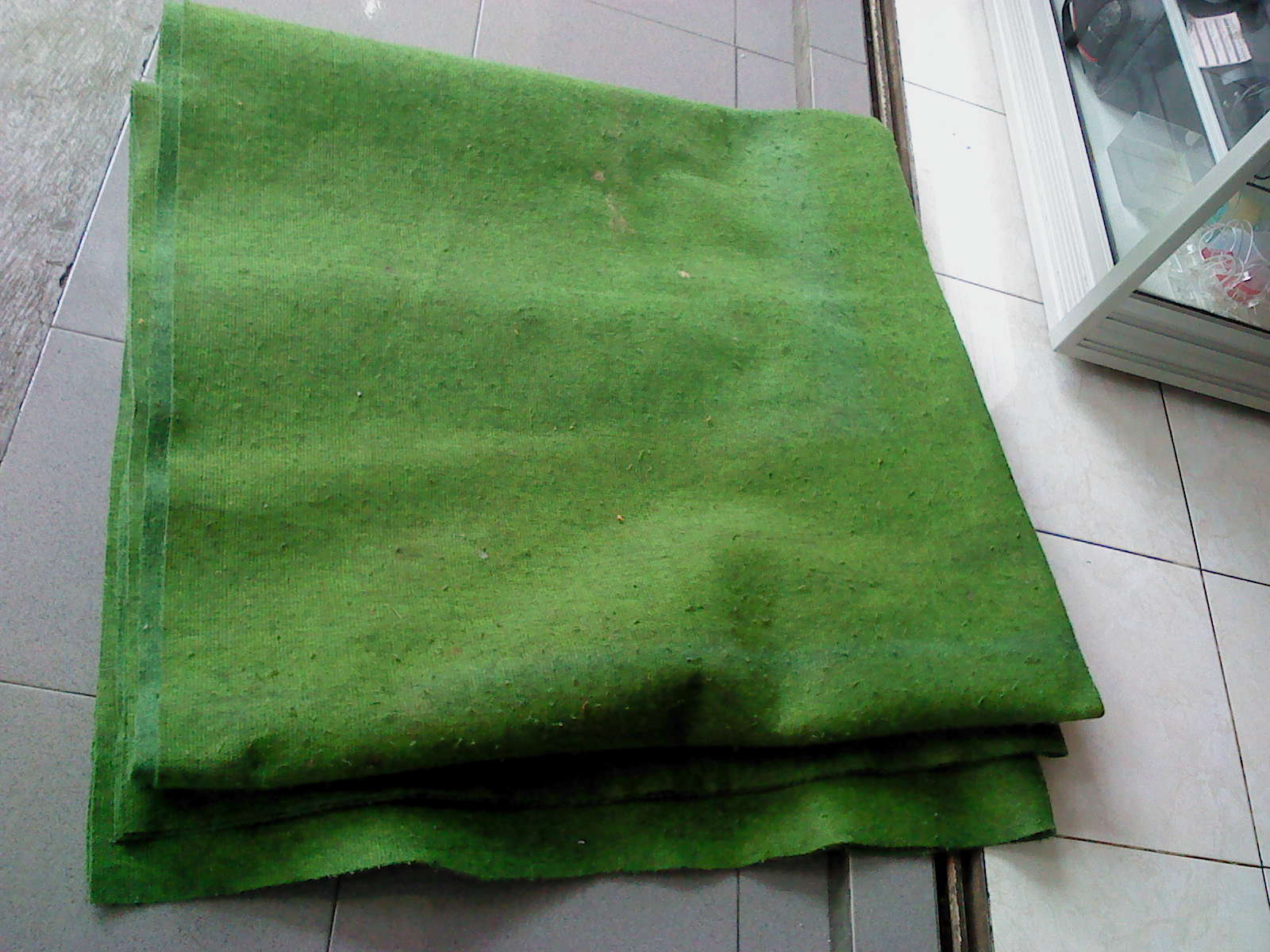seken malang SOLD OUT Seken karpet hijau P 5M L 3M Rp