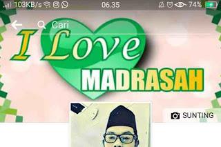 Foto Sampul Facebook Keren di Android