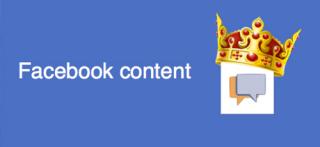 Content sẽ giúp Marketing Facebook hiệu quả.