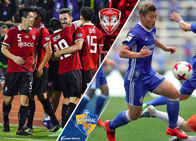 AFC Champions League 2017 Preview: Maungthong United vs Ulsan Hyundai