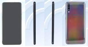 Galaxy A70 Phone Spece