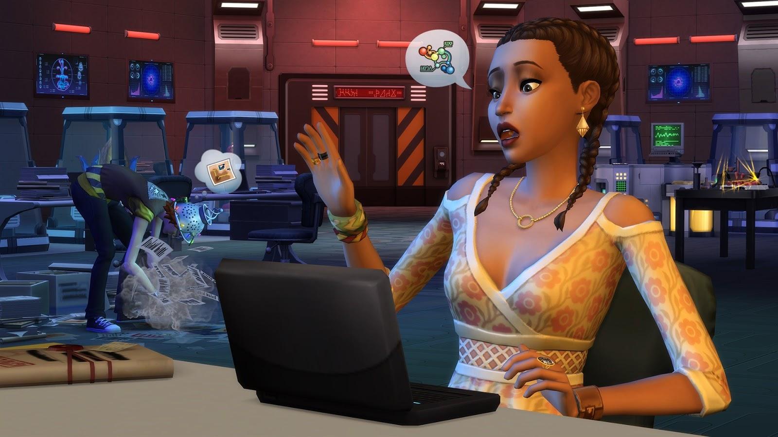 Los Sims 4 StrangerVille PC ESPAÑOL (CODEX) 3