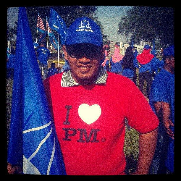 Selamat Tinggal UMNO/BN..
