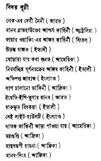 Desh-Bidesher Aloukik Kahini content