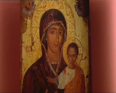 H Παναγία Γκουβερνιώτισσα αποκτά και πάλι ζωή
