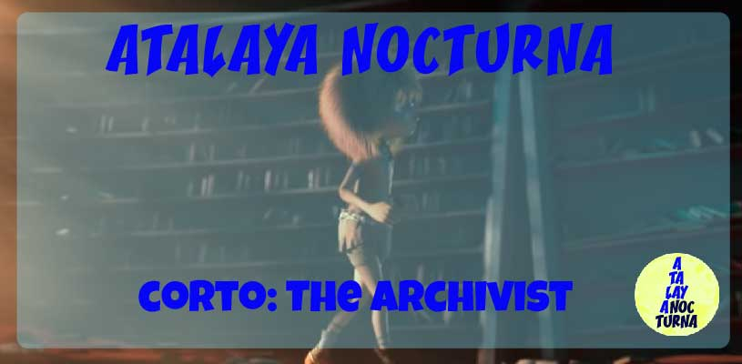 corto ESMA the Archivist