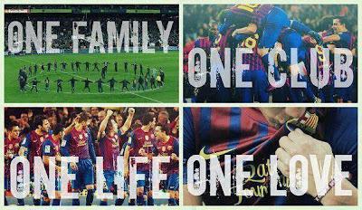 Barcelona x 4: Mes que un equip!