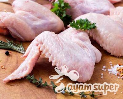 Jual Sayap Ayam Jakarta