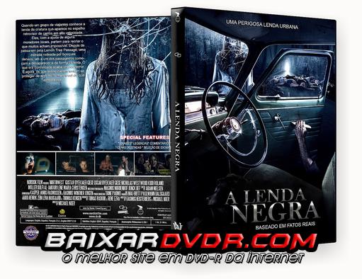 A Lenda Negra (2015) DUAL AUDIO DVD-R OFICIAL