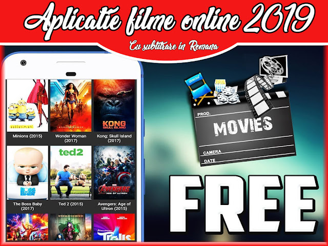 Aplicatie filme online 2019 pe android (Alternative TerrariumTV)
