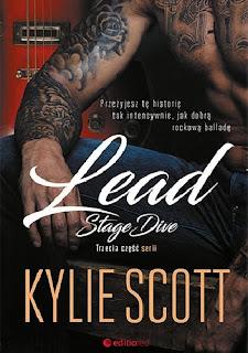 Lead - Kylie Scott (PATRONAT MEDIALNY)