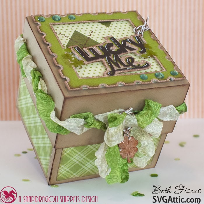 Svg Attic Blog Shabby Chic St Patty S Projects With Beth