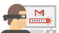 Come si rubano le password: caso Gmail da esempio