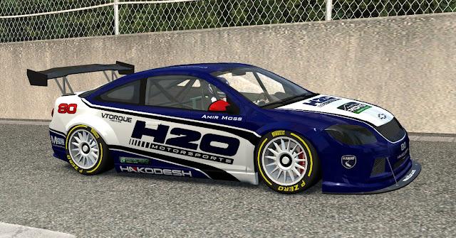 Carros da H2O para o GT3 Challenge são apresentados Lfs_00000022