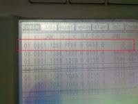 Mengatasi Kode jam paper 0A14 Canon