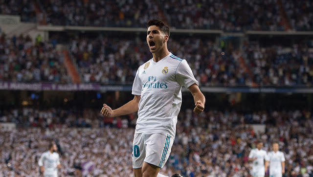 Marco Asensio PSG