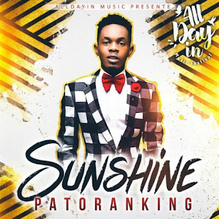 Patoranking – Sunshine Lyrics